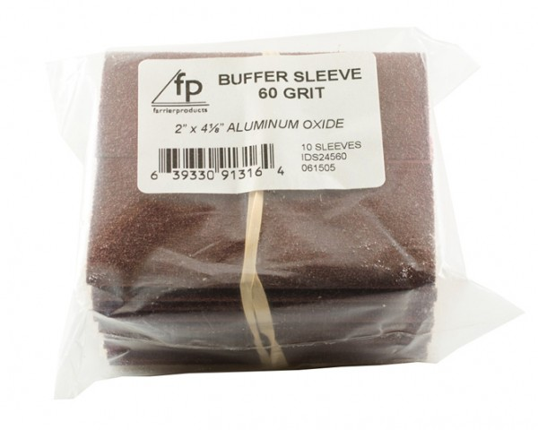 Ersatzschleifband für Hufbuffer