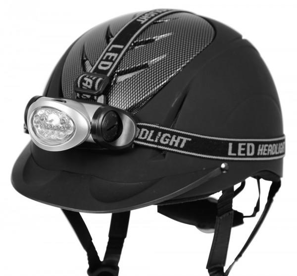 Helmlampe LED