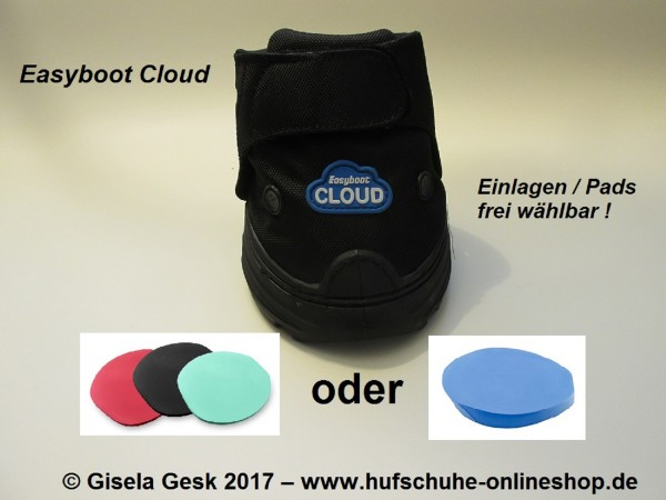 Easyboot Cloud - Kranken-/Therapieschuh