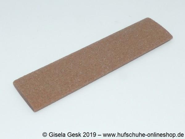 Wetzstein für Hufmesser flachoval