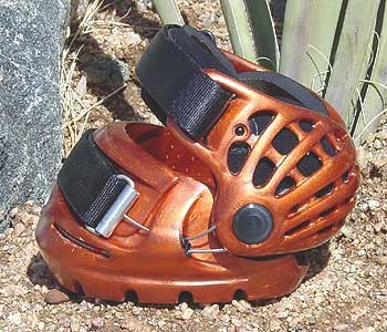 Renegade Hoof Boot - Kupfer - Arizona Copper