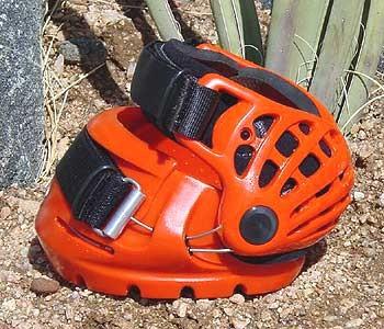 Renegade Hoof Boot - Orange - Sport Orange