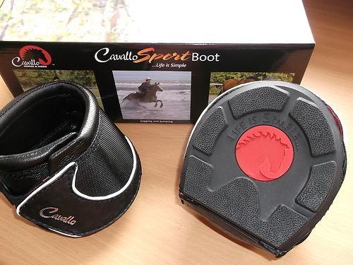 Cavallo SPORT Boot Hufschuhe