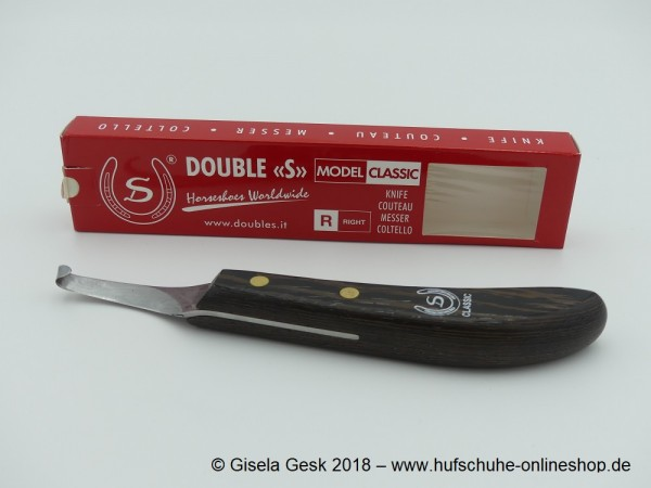 Double S Classic Blade
