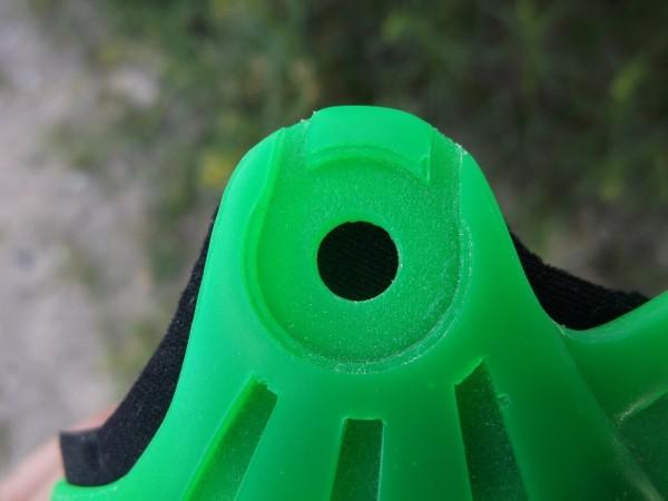 Ersatzknopf (schwarz) / Pulley Button für Viper 2