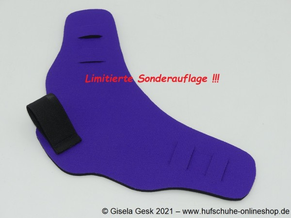 FlexHorse - Limited Edition Gamasche Royal Lila