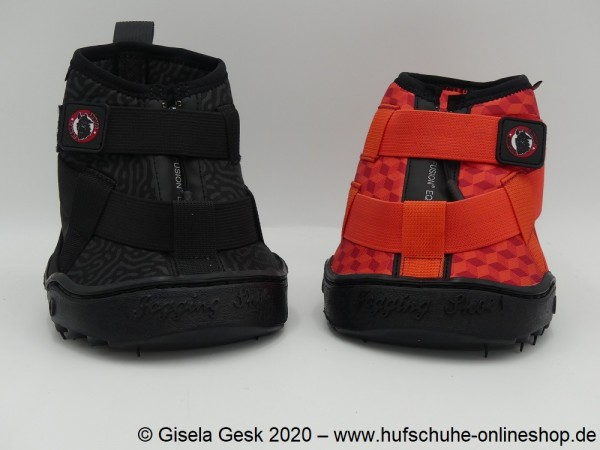 Equine Fusion Recovery Shoe