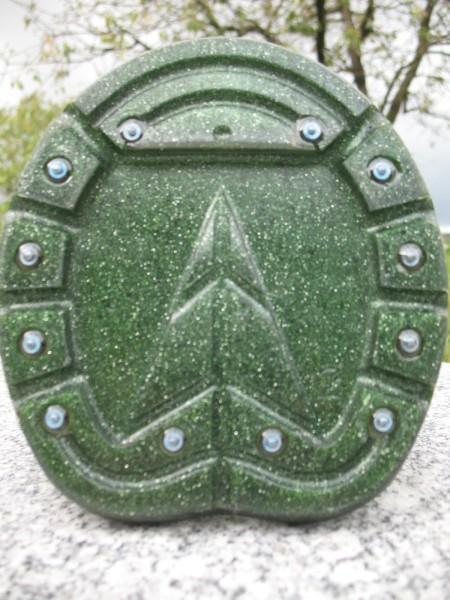 Renegade Boot - Grün - mit Spikes