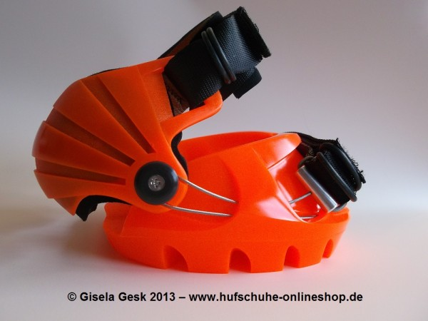 Renegade VIPER - Orange mit Spikes