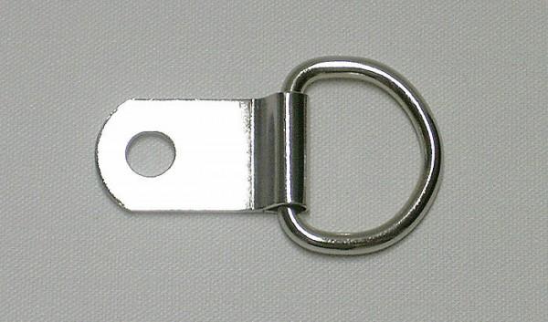Clip mit Ring 25mm
