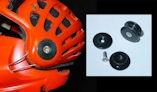 Ersatzknopf (schwarz) / Pulley Button für Renegade Hoof B