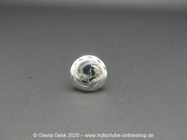 Concho für Trensen und Zügel 18 mm