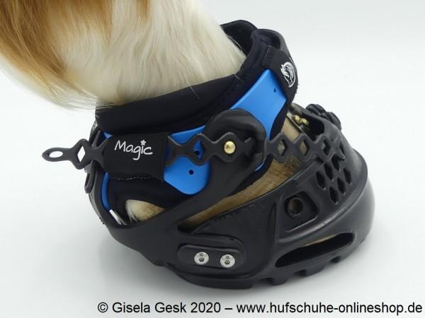 Explora Magic Schuh mit Ballenhalter Blau