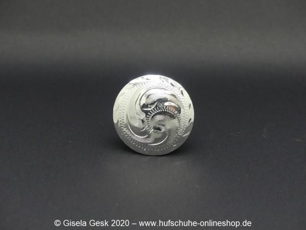Concho für Westernsattel 26 mm