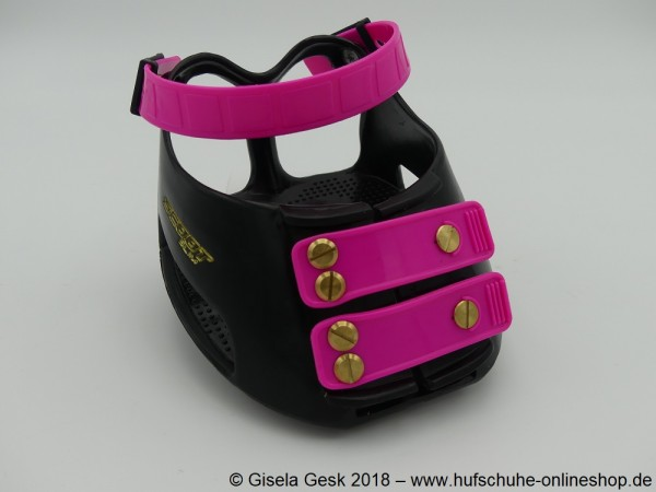Testschuh Scoot Boot - kpl. Pink