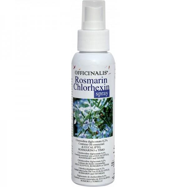 "OFFICINALIS® ""Rosmarin* & Chlorhexidin"" Spray"