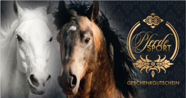 Gutschein Pferde