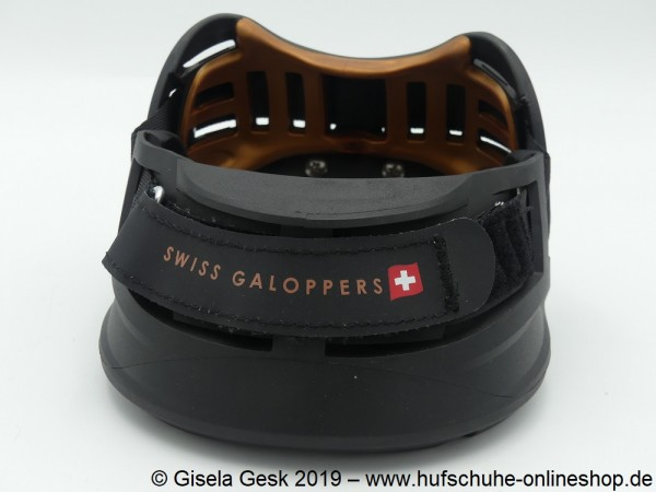 Swiss Galoppers mit langem Ballenhalter