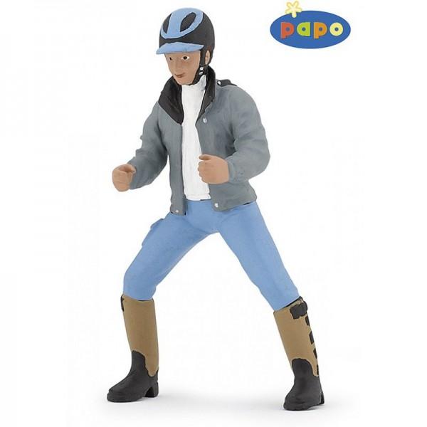 PAPO Junger Reiter Miniatur