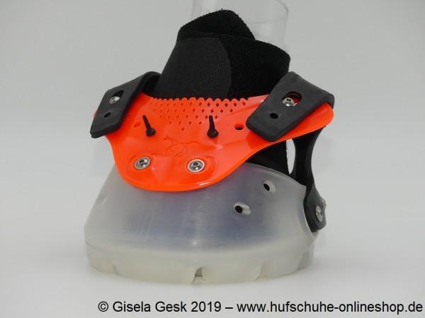 Floating Boot 2014 - Transparent / Orange