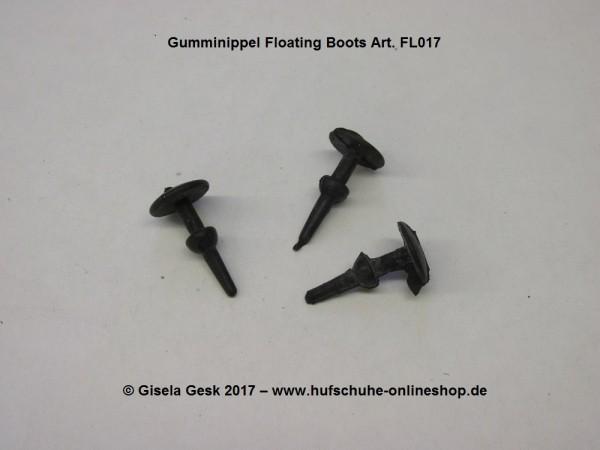 Gummi-Sicherung für Floating Boots